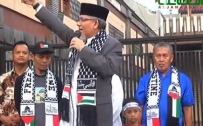 إمام جماعة المسلمين يخشى الله منصور: المسجد الأقصى سيحرر في وقت قريب