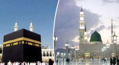 سبقه تعليق العمرة.. السعودية تصدر قراراً جديداً بشأن الصلاة في الحرمين