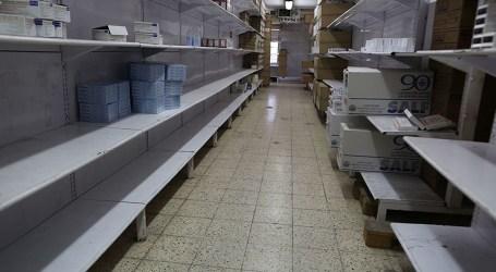 نقص حاد بالأدوية والمستلزمات الطبية في غزة