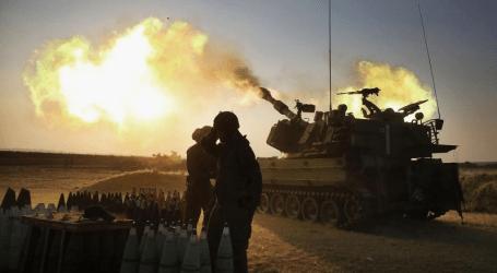 مدفعية الاحتلال تسهتدف منطقة جحر الديك شرق قطاع غزة بقذيفة