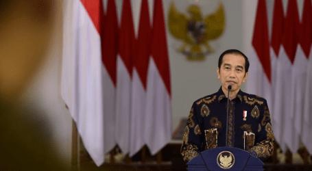 الرئيس الإندونيسي جوكو ويدودو: لقد تجاوز اقتصاد إندونيسيا أدنى نقطة له
