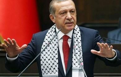 أردوغان: على المسلمين ترك الخلافات كي يدافعوا عن المقدسات