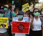 المتحدث باسم وزير الخارجية : احتجاج سلمي في السفارة الاندونيسية في ميانمار