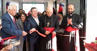 افتتاح مركز القديس ما عبديشوع الآشوري في كولارو – مالبورن