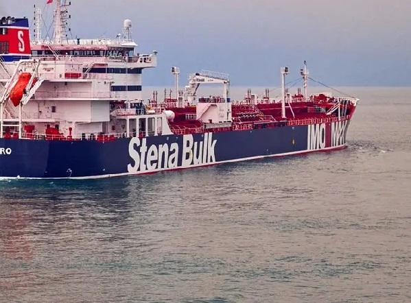 """احتجاز إيران للناقلة """"ستينا إمبيرو"""""""