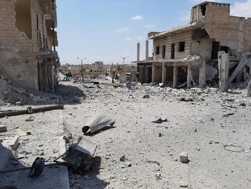 الثورة السورية المغدورة ما بين المؤامرة المزعومة و الثقافة الشعبية المريضة (1)