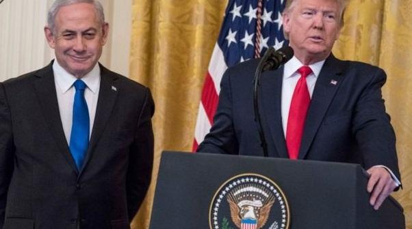 """صفقة القرن: ترامب يعلن عن خطته ويقول إنها """"ربما تكون فرصة أخيرة"""" للفلسطينيين"""
