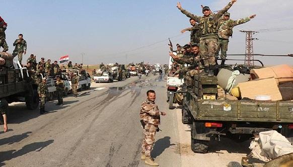 الجيش السوري يعلن استعادة السيطرة على معرة النعمان الاستراتيجية بريف إدلب