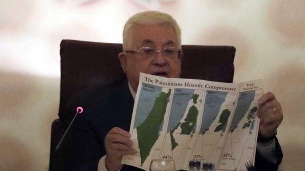 """الجامعة العربية ترفض خطة ترامب """"صفقة القرن"""""""