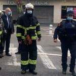 مقتل 3 أشخاص وإصابة آخرين في حادثة طعن في مدينة نيس الفرنسية