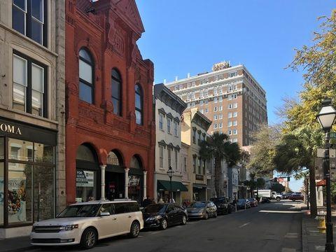 King Street Historic District, Charleston, SC Apartments