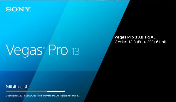 برنامج Sony Vegas - برنامج Sony vegas pro 13