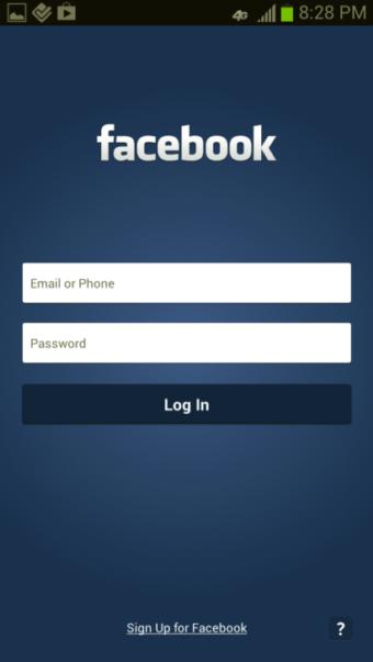 تحميل برنامج facebook للاندرويد فيسبوك