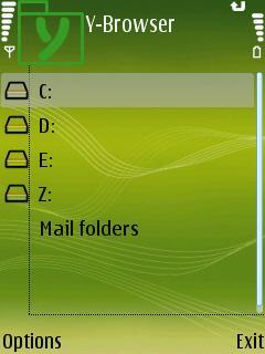 تحميل متصفح Y-Browser لهواتف نوكيا