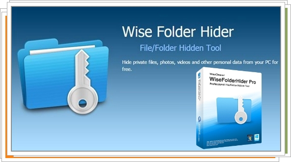 تحميل برنامج Wise Folder Hider
