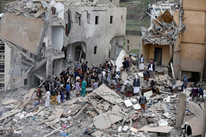 اليمن.. الكارثة الإنسانية مستمر