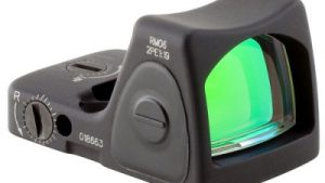 Trijicon RM06 RMR Type 2 Adjustable (3.25 MOA Red Dot