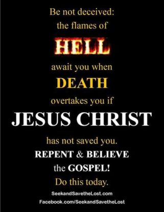 get saved