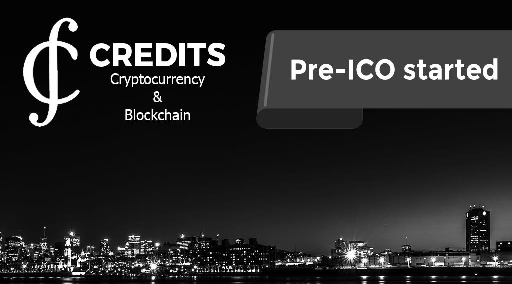 مشروع CREDITS