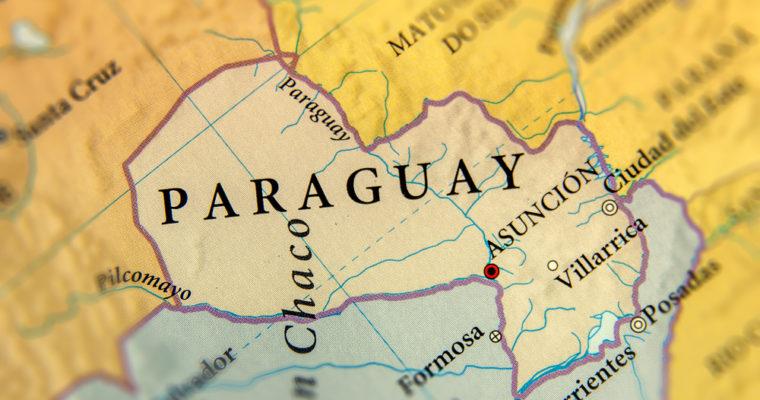 انشاء اكبر مزرعة تعدين باراجواي