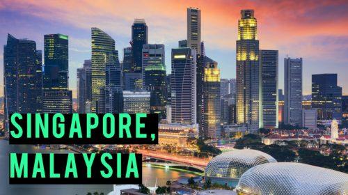 سنغافورة، ماليزيا