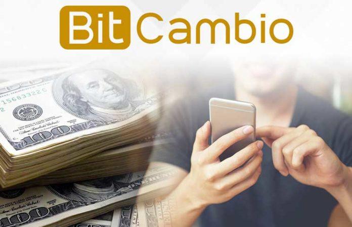 منصة تبادل العملات الرقمية Bitcambio في البرازيل