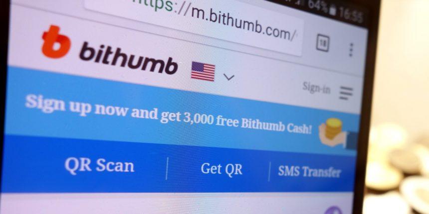اختراق منصة Bithumb