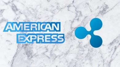 مدونة American Express تلمح لاعتماد الريبل مستقبلا