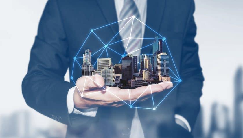 كيف يمكن أن تغير تقنية البلوكشين مستقبل سوق العقارات؟