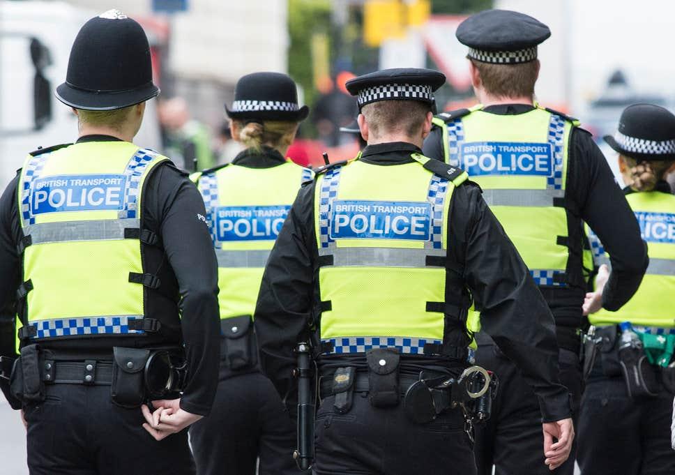 منصة بينانس ساعدت الشرطة البريطانية