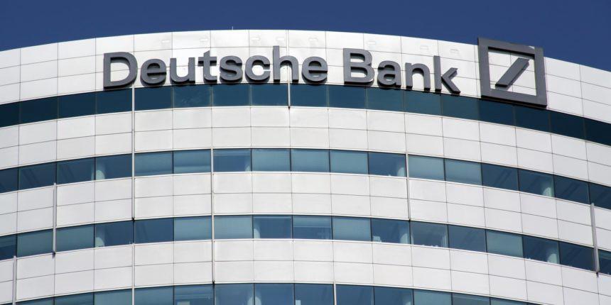 """""""دويتشه بنك"""" يصدر سندات على بلوكشين إيوس (EOS)"""