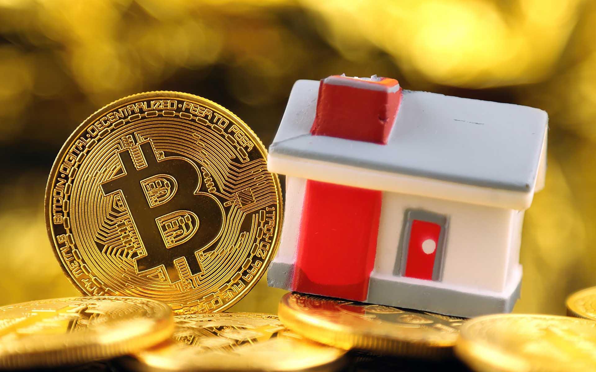 ما هي علاقة العقارات بـ العملات الرقمية المشفرة؟
