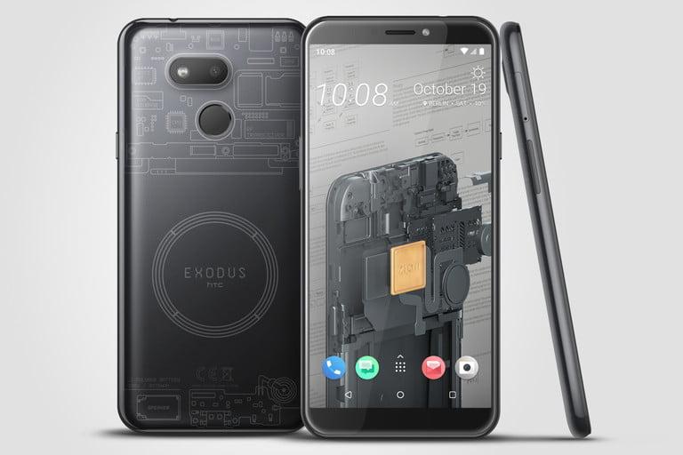 """هاتف HTC الذكي قادر على تشغيل """"نود"""" كامل على شبكة البيتكوين"""