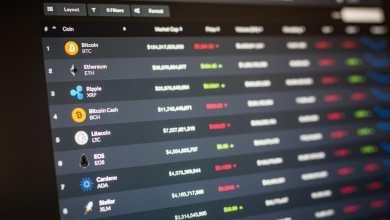 منصات تداول العملات الرقمية تشهد هبوط ملحوظ في أحجام السيولة لـ عملة البيتكوين