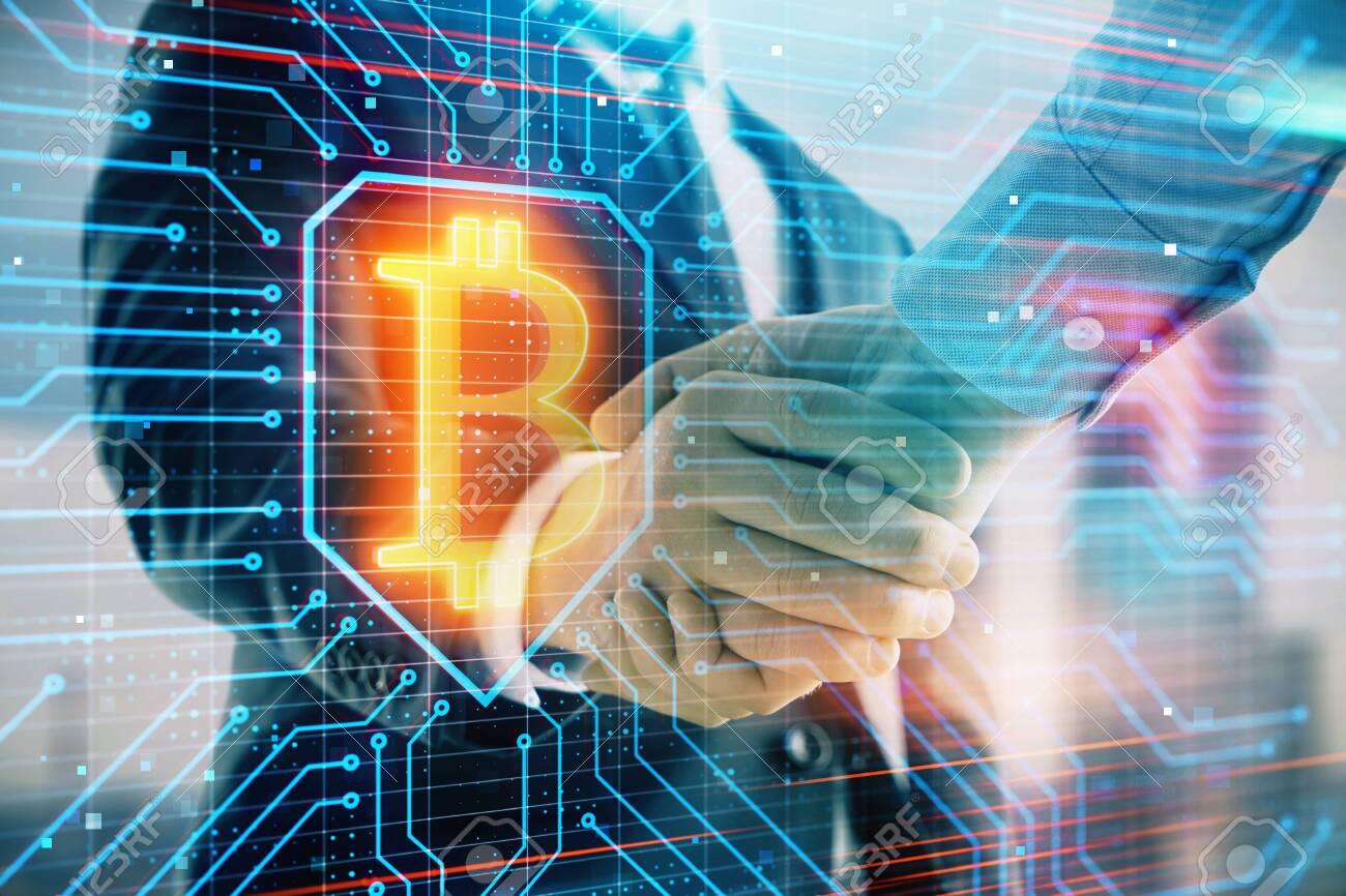 مشروع يبتكر طريقة جديدة لإرسال العملات الرقمية المشفرة