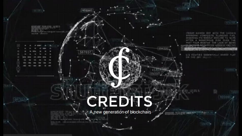 منصة Credits تطلق أول طرح أولي ICO قائم على بروتوكولها