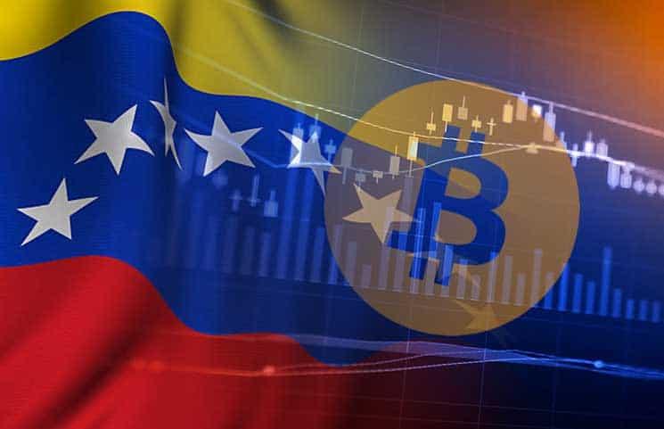 ارتفاع تداول البيتكوين في فنزويلا بعد غلق البنوك الوطنية بسبب فيروس كورونا