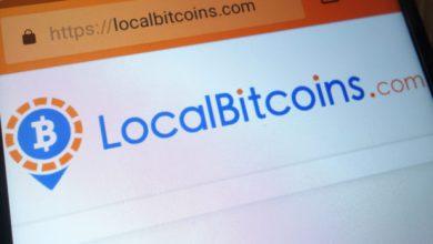 منصة LocalBitcoins لتداول العملات الرقمية تقع في مشكلة كبيرة