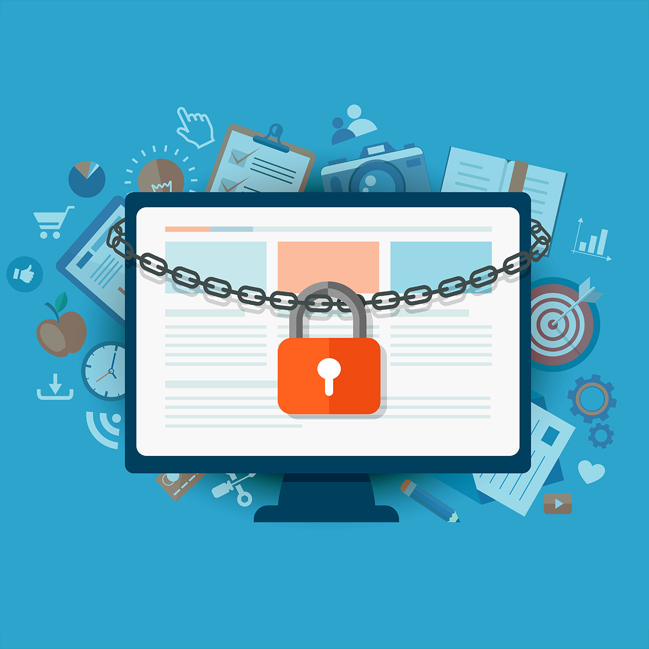 سبع وسائل لحماية الخصوصية على الأنترنت ... تعرف عليها