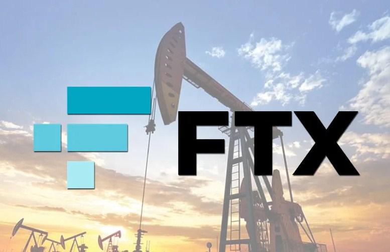 منصة FTX تطلق خدمة تداول العقود الآجلة للنفط الخام