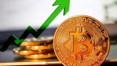البيتكوين يتجاوز مستوى 10000 دولار لأول مرة منذ شهر فبراير