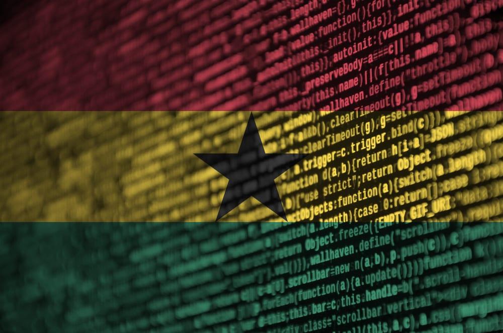 دولة غانا تبدأ في تجربة العملة الرقمية للبنك المركزي