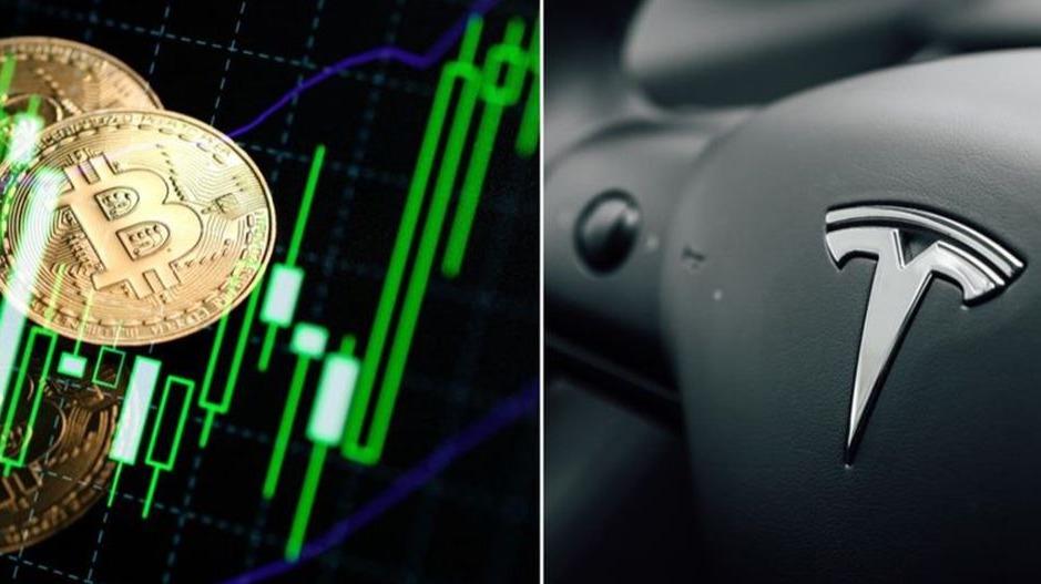 """البيتكوين ومؤشر """"تيسلا"""" من أكثر الأصول مشاهدة على موقع TradingView"""
