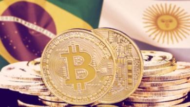 ارتفاع تداول عملة البيتكوين في الأرجنتين والبرازيل مع تراجع عملاتهم النقدية