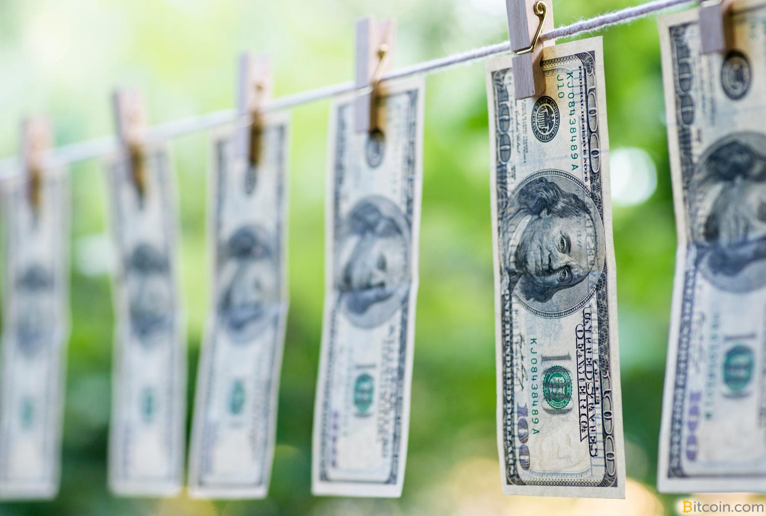 طريقة جديدة لغسل الأموال باستخدام عملية تعدين البيتكوين الحصري !