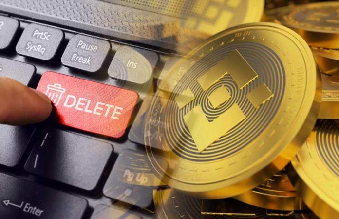 منصة بينانس تُحضر لحذف العديد من العملات الرقمية وتقدم تلميحات حولها ... التفاصيل هنا