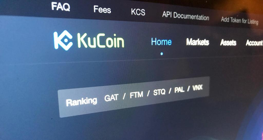 تحرك ما قيمته 3,5 مليون دولار من العملات الرقمية المسروقة من منصة KuCoin