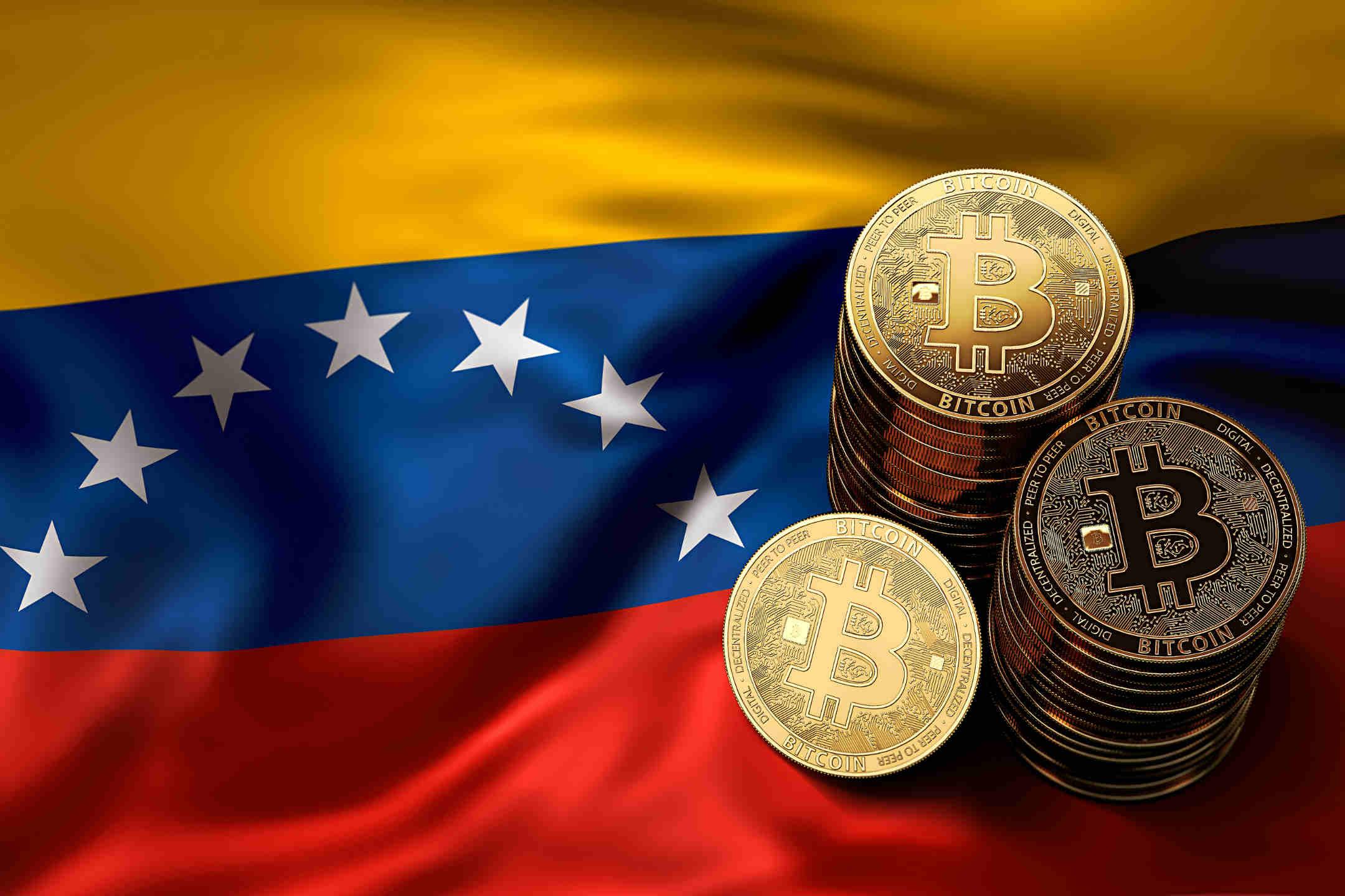 فنزويلا تدمج محافظ البيتكوين و اللايت كوين في منصة حكومية لتبادل العملات الرقمية