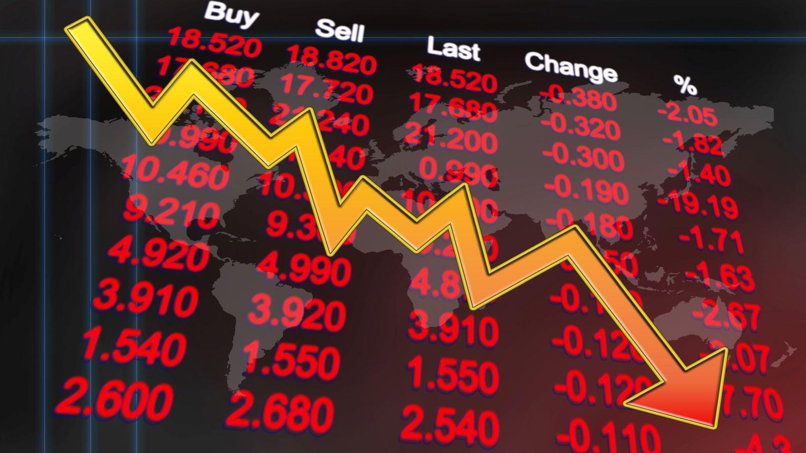 سوق الكريبتو يخسر 50 مليار دولار مع فشل البيتكوين في اختراق مستوى 38 ألف دولار
