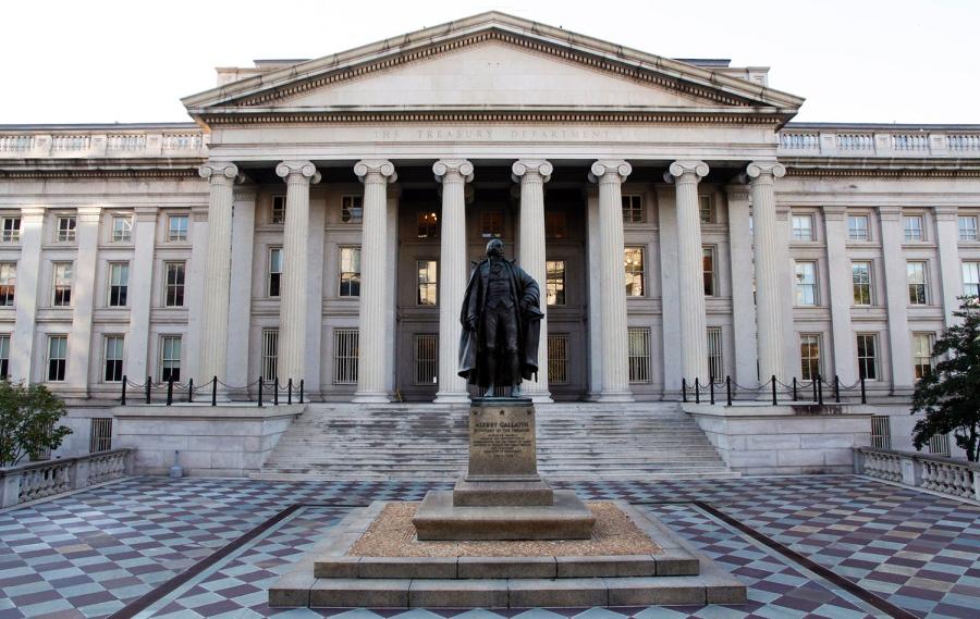 وزارة الخزانة الأمريكية تسمح بالبلوكشين والعملات الرقمية المستقرة في المدفوعات المصرفية